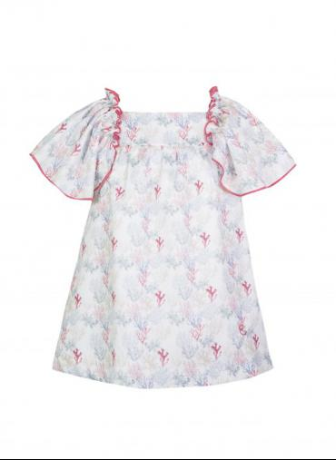 Eve Children , vestido corales.
